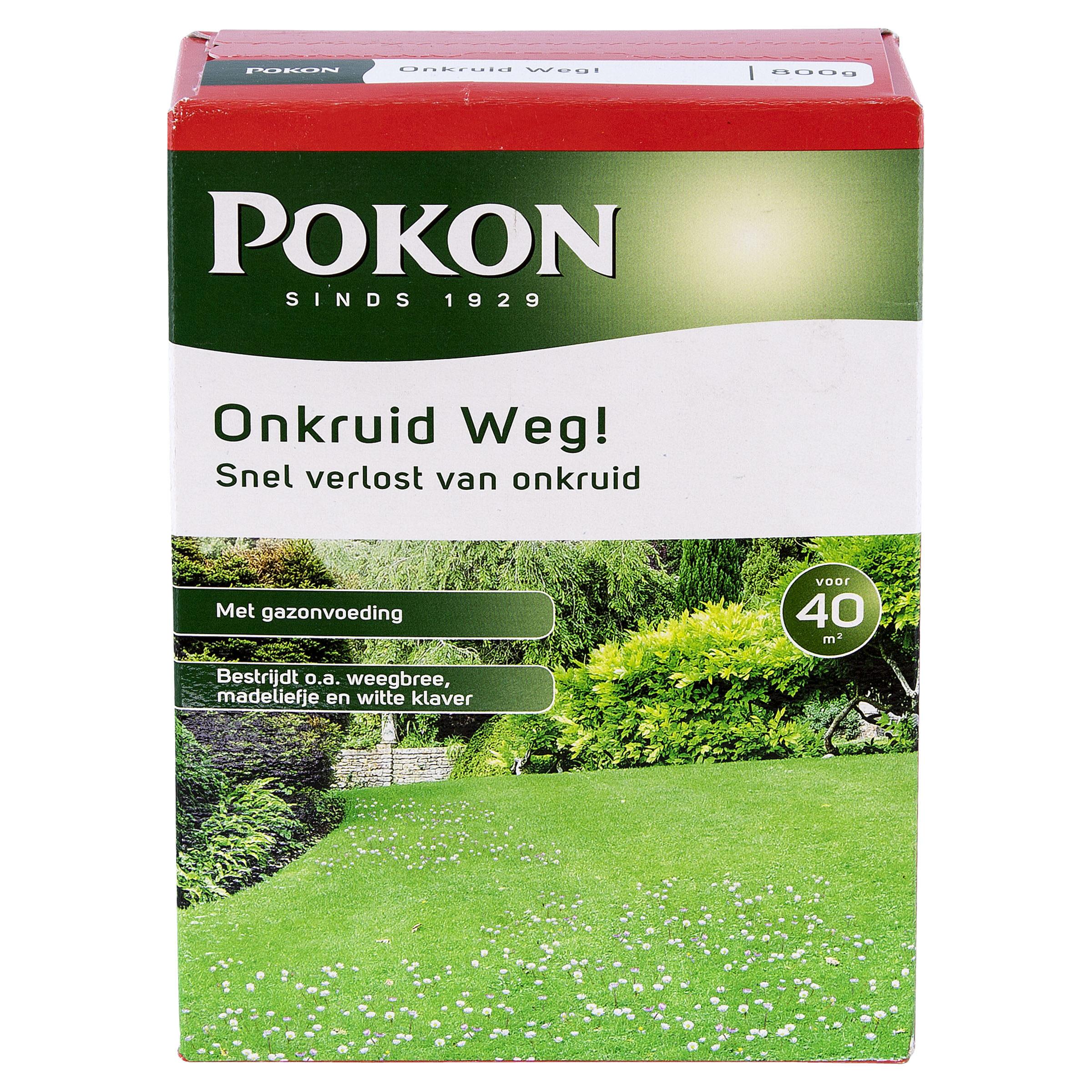 Pokon Onkruid Weg! 800gr - cover