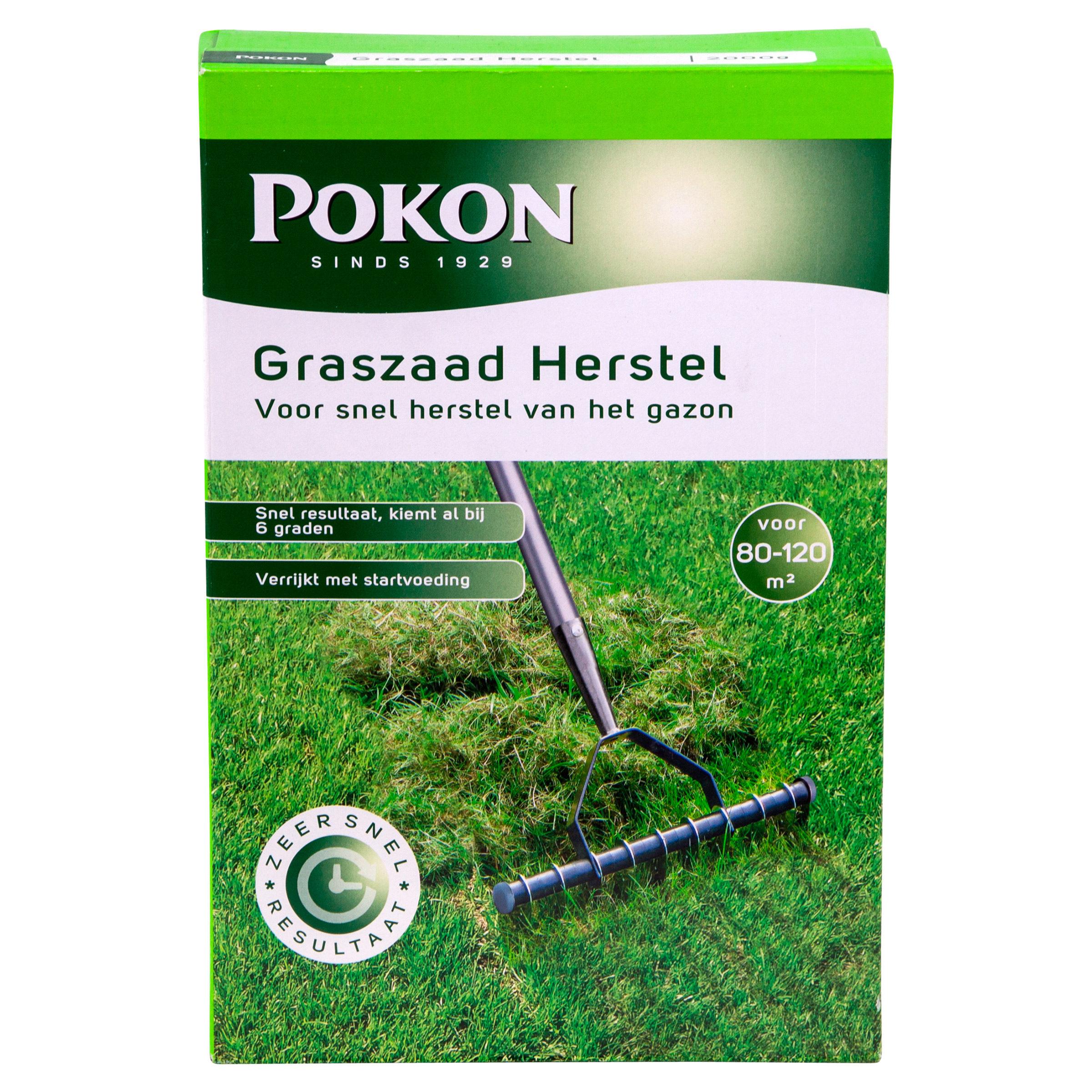 Pokon Graszaad Herstel SOS 2kg - cover