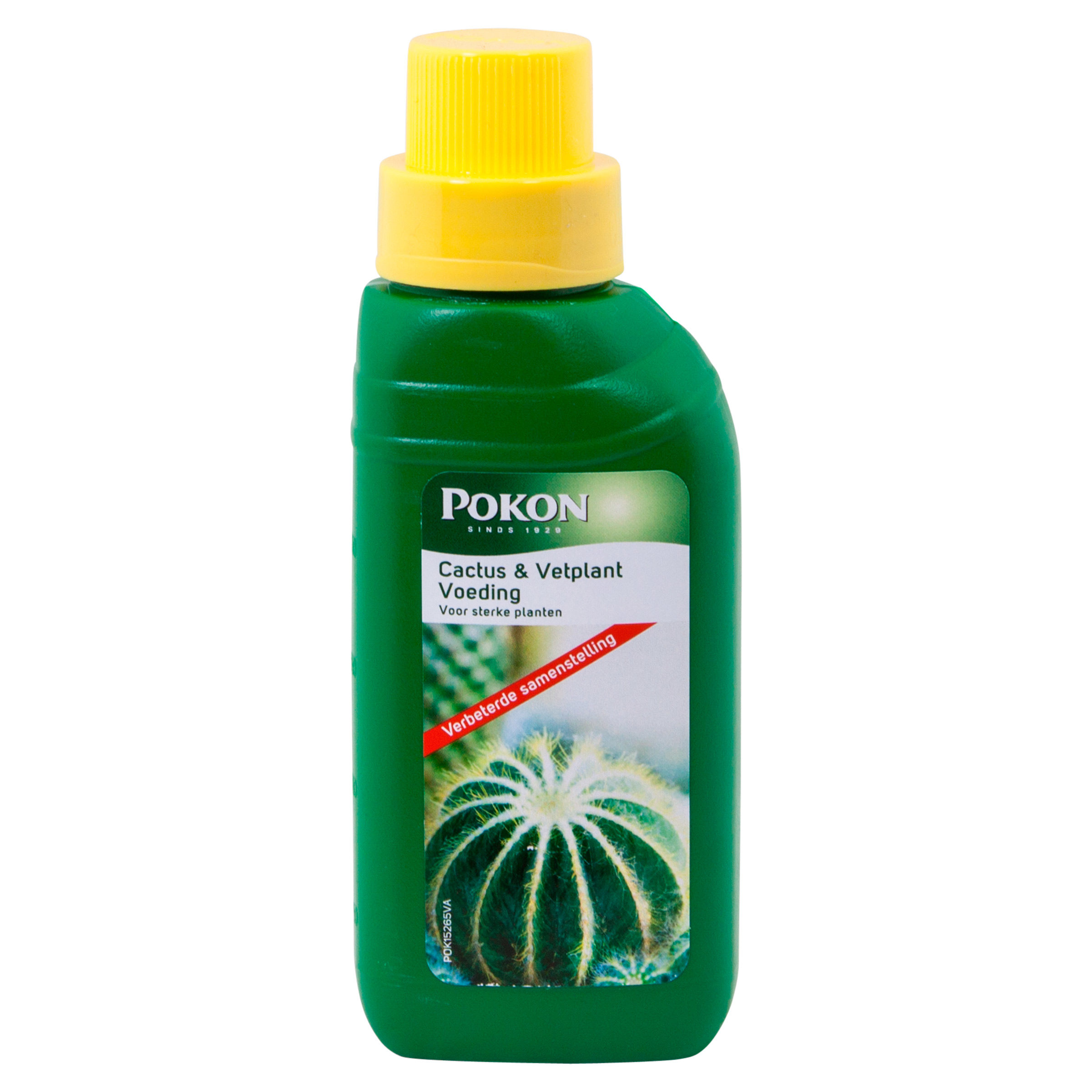 Pokon Cactus & Vetplant Voeding 250ml