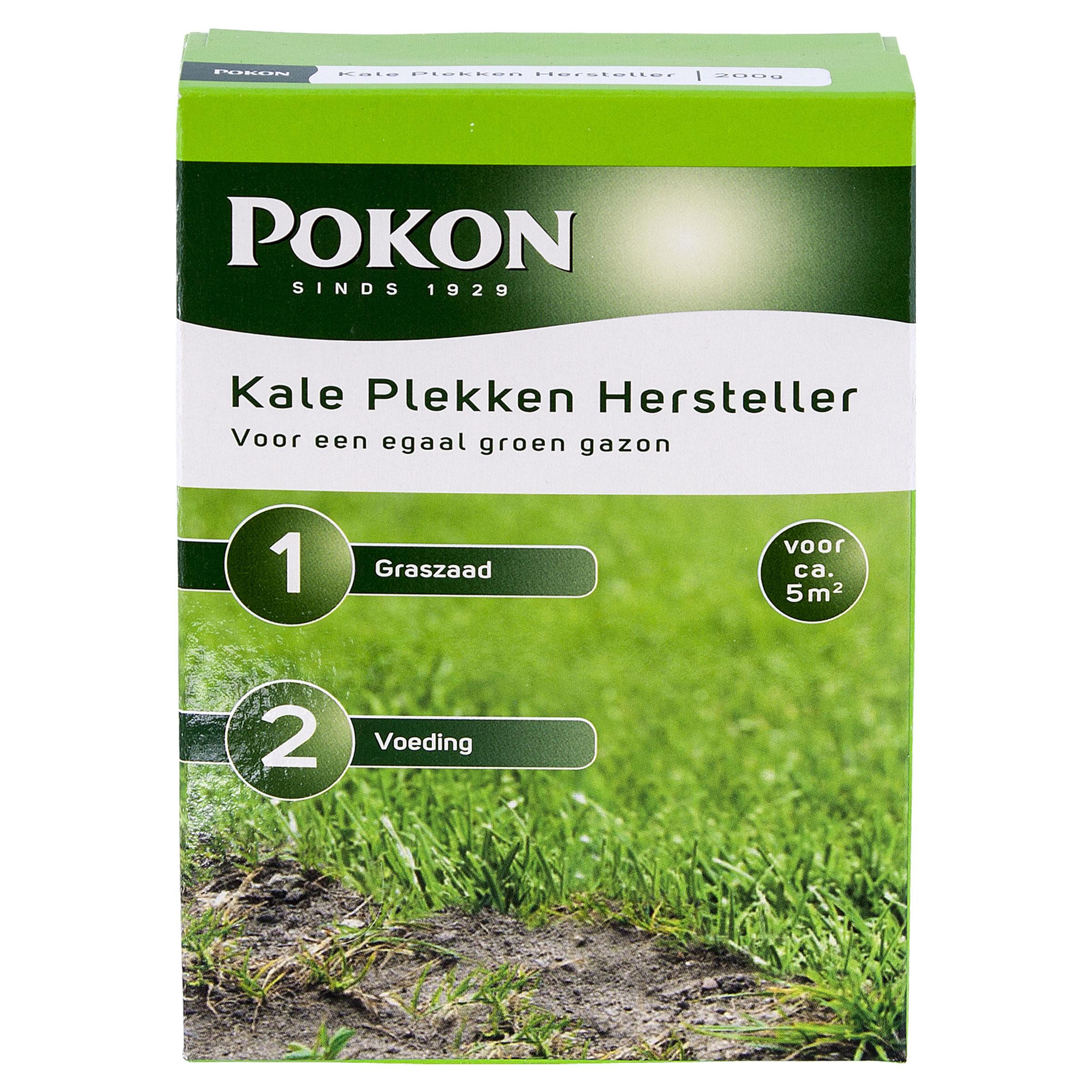 Pokon Kale Plekken Hersteller 200gr voorkant