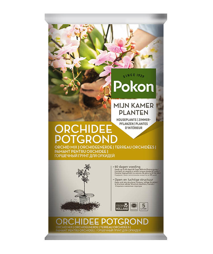 Pokon Orchidee Potgrond 5L