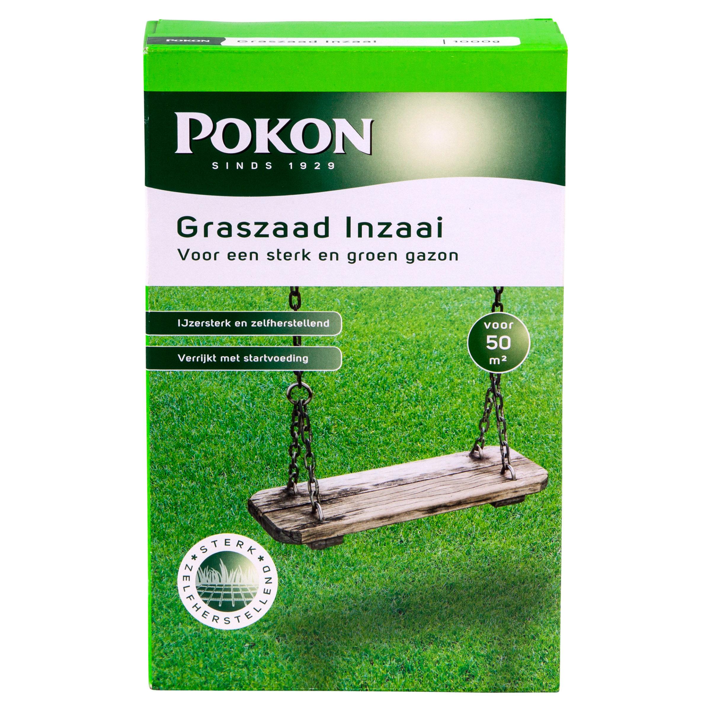 Graszaad Inzaai 1kg - cover